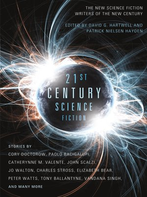 cover image of Twenty-First Century Science Fiction