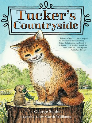 cover image of Tucker's Countryside