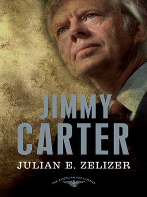 cover image of Jimmy Carter