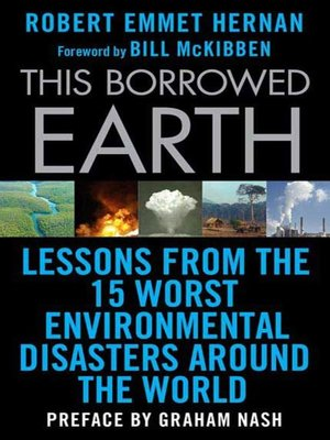 cover image of This Borrowed Earth