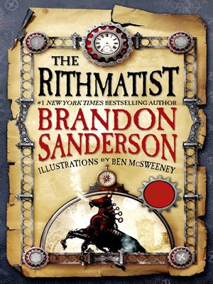 cover image of The Rithmatist