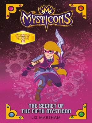 cover image of Mysticons: The Secret of the Fifth Mysticon