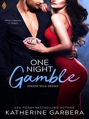 cover image of One Night Gamble