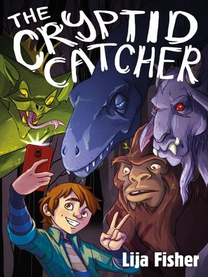 cover image of The Cryptid Catcher
