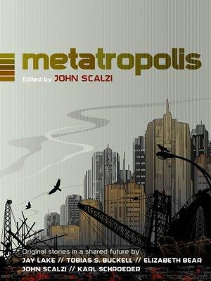cover image of Metatropolis