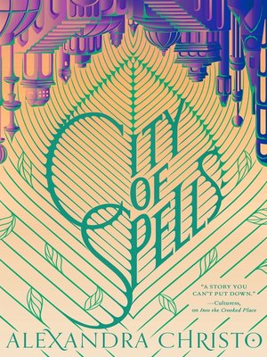 cover image of City of Spells