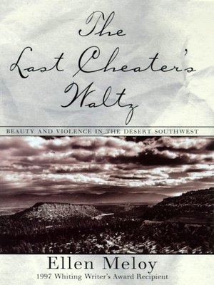 cover image of The Last Cheater's Waltz