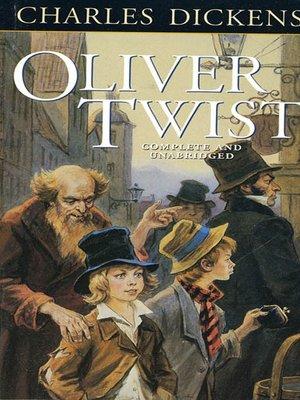 Oliver twist novel summary pdf