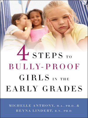 cover image of 4 Steps to Bully-Proof Girls in the Early Grades