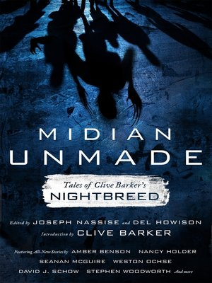 cover image of Midian Unmade