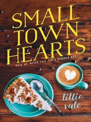 cover image of Small Town Hearts