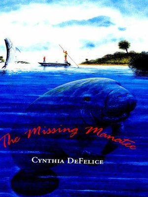 cover image of The Missing Manatee