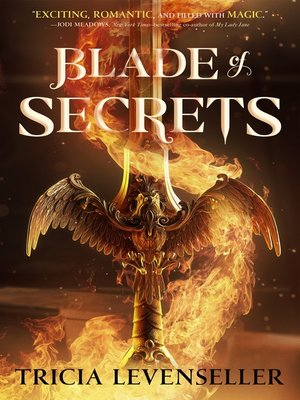 cover image of Blade of Secrets