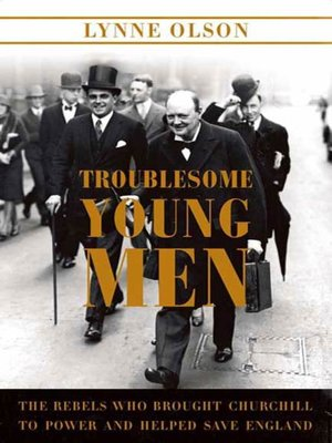 cover image of Troublesome Young Men
