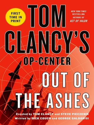 cover image of Tom Clancy's Op-Center--Out of the Ashes
