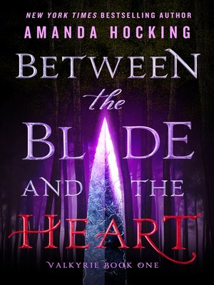 cover image of Between the Blade and the Heart