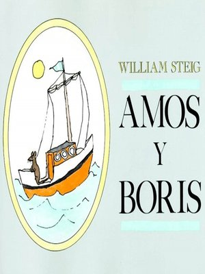 cover image of Amos y Boris