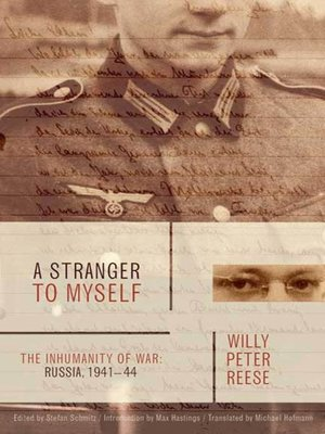 cover image of A Stranger to Myself