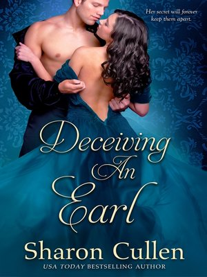 cover image of Deceiving an Earl
