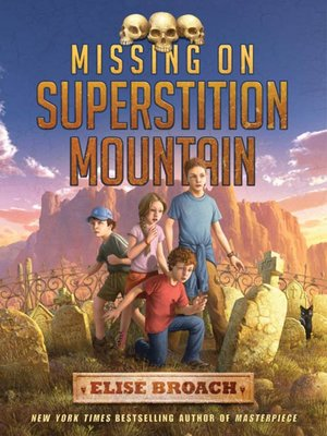 cover image of Missing on Superstition Mountain