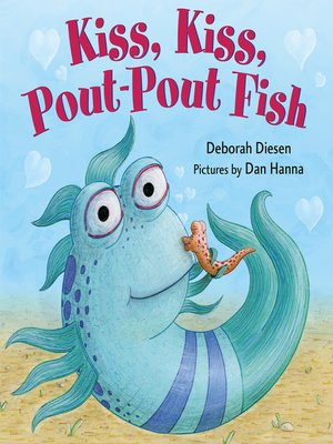 cover image of Kiss, Kiss, Pout-Pout Fish