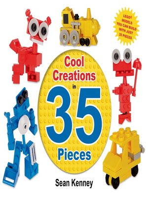 cover image of Cool Creations in 35 Pieces