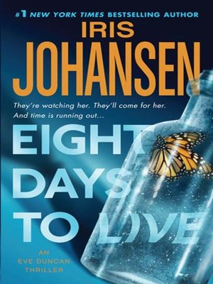 cover image of Eight Days to Live