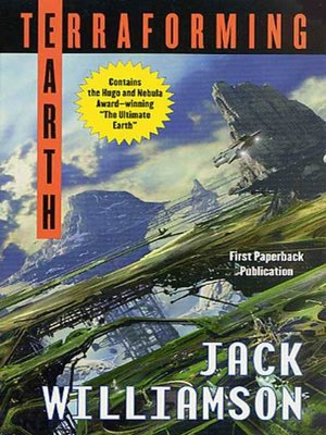 cover image of Terraforming Earth