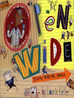 cover image of Open Wide