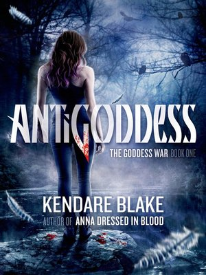 cover image of Antigoddess