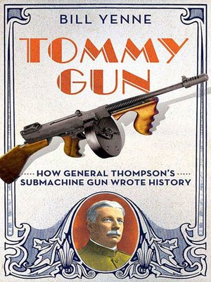 cover image of Tommy Gun