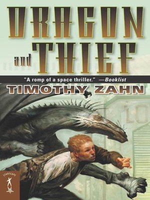cover image of Dragon and Thief