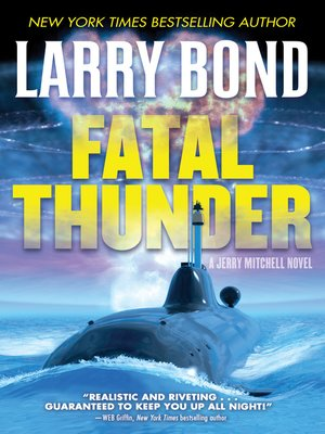 cover image of Fatal Thunder