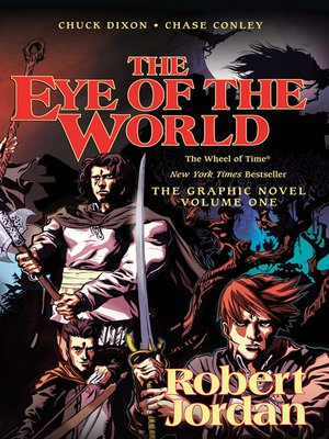 cover image of The Eye of the World, Volume 1, The Graphic Novel