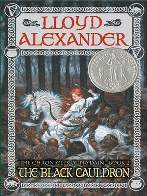 cover image of The Black Cauldron