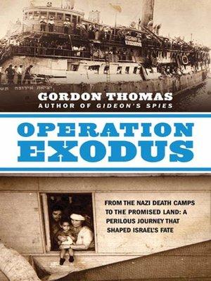 cover image of Operation Exodus