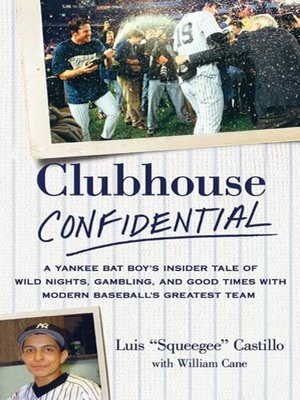 cover image of Clubhouse Confidential