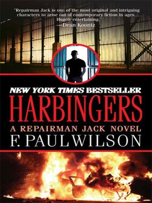 cover image of Harbingers