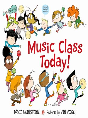 cover image of Music Class Today!