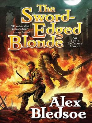 cover image of The Sword-Edged Blonde