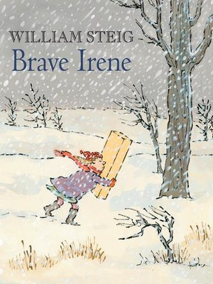 cover image of Brave Irene