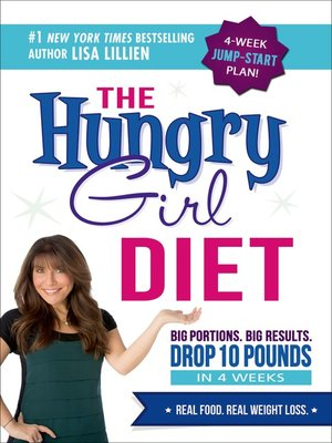 cover image of The Hungry Girl Diet