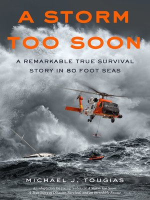 cover image of A Storm Too Soon (Young Readers Edition)