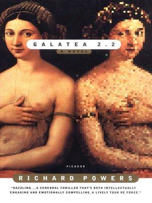 cover image of Galatea 2.2