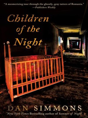 cover image of Children of the Night