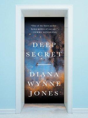 cover image of Deep Secret