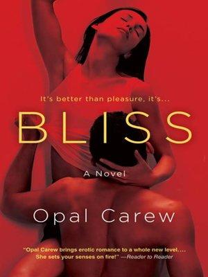 blush opal carew epub