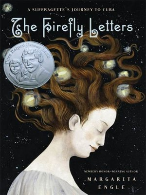 cover image of The Firefly Letters