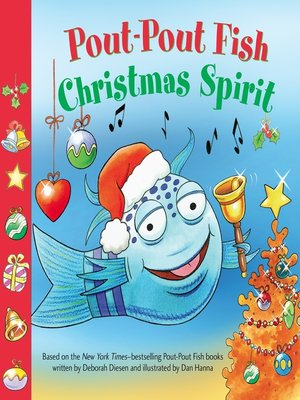 cover image of Pout-Pout Fish: Christmas Spirit