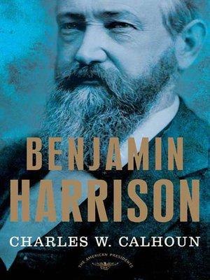 cover image of Benjamin Harrison